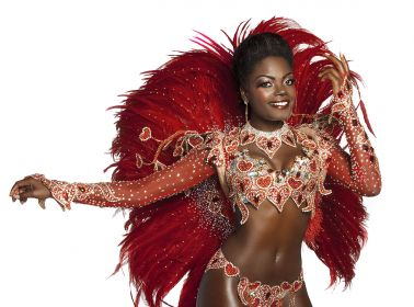 Brazilian Dancer Nayara Justino Lost Her Carnaval Crown Because of Her Skin Color