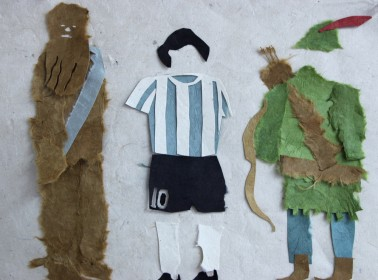 Maradona and Messi's Most Epic Goals Get Recreated in These Awesome Animations