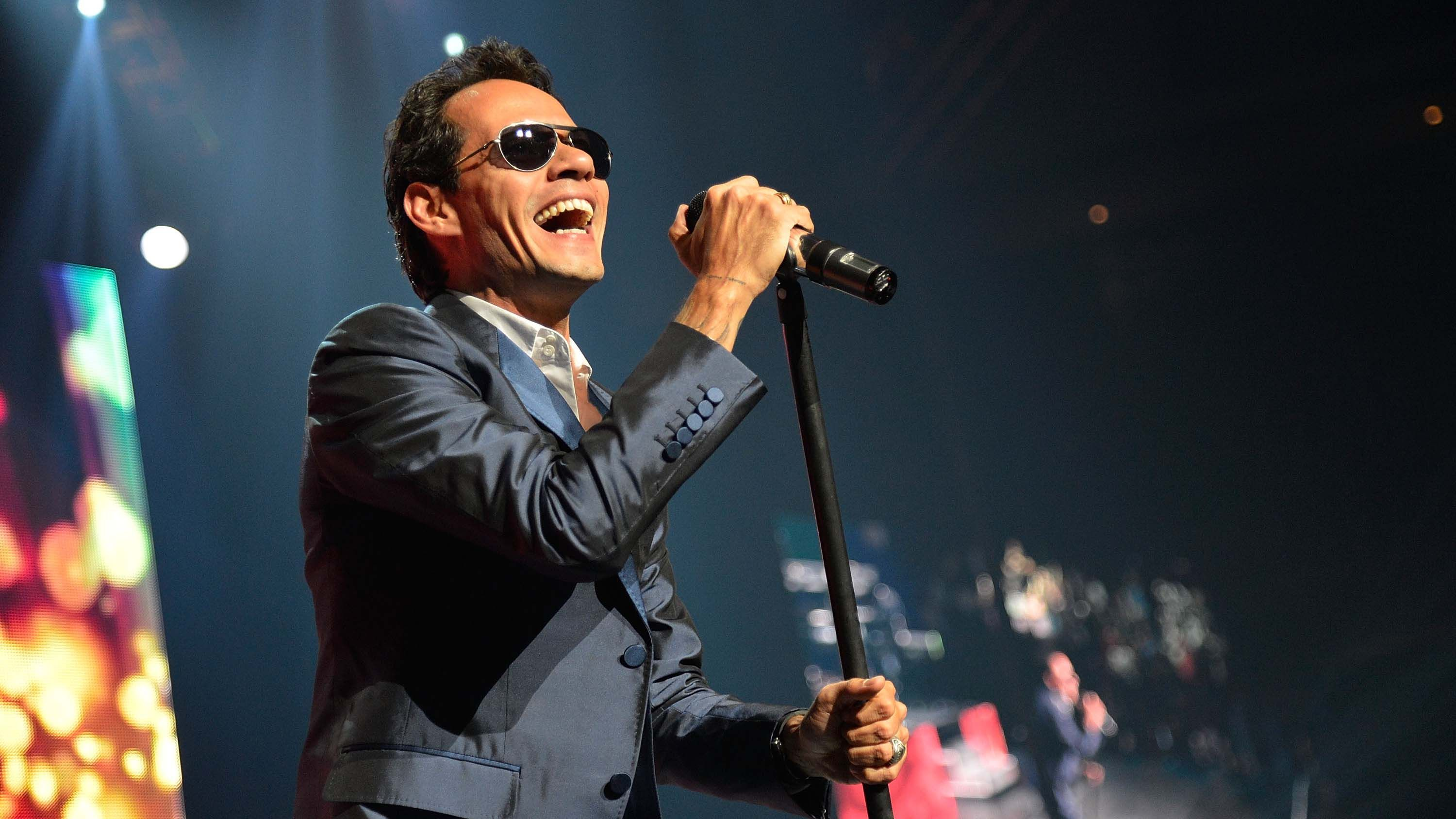 """Marc Anthony to Thousands of Fans at Madison Square Garden: """"Fuck Donald Trump"""""""