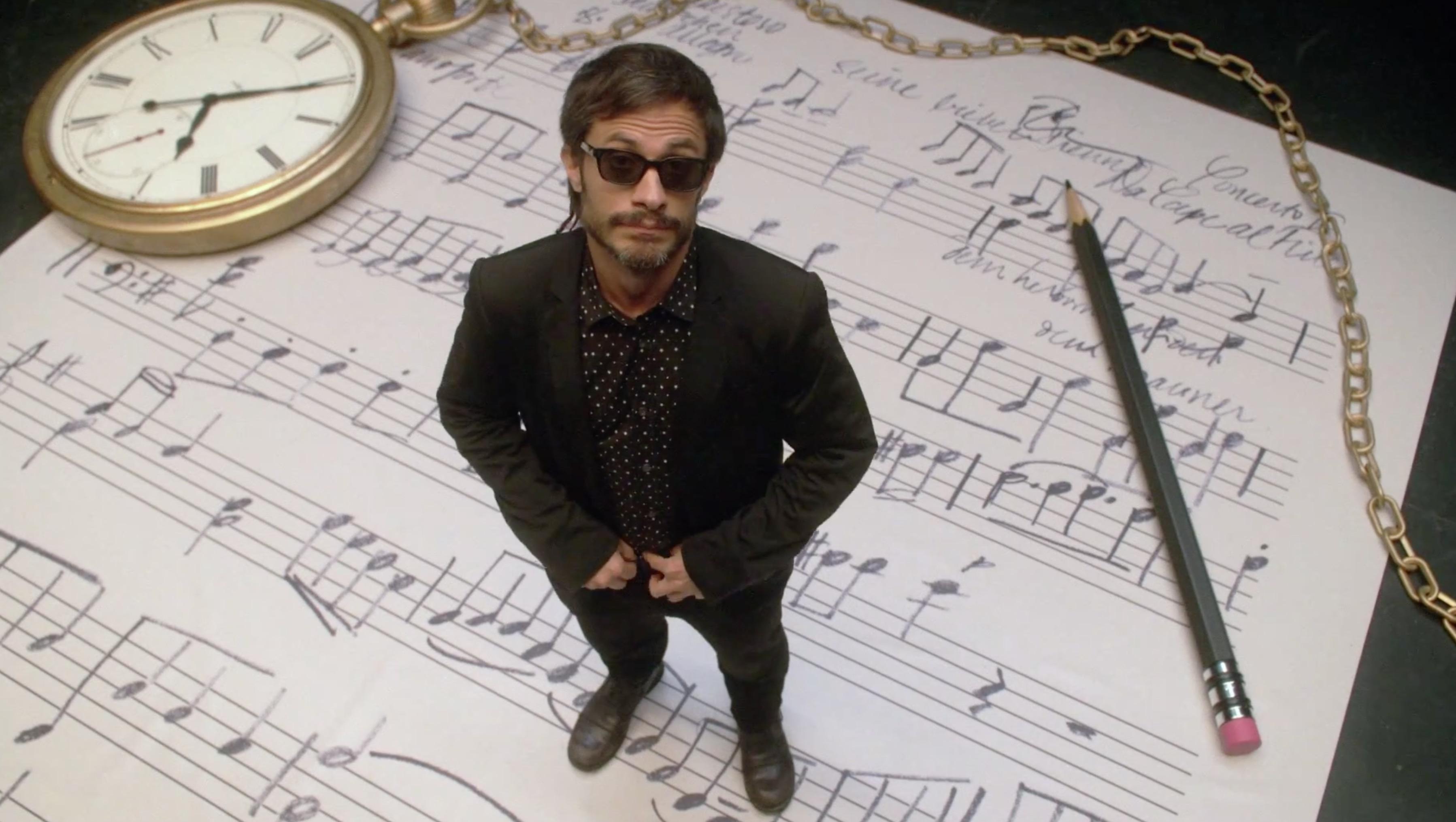Amazon Renews Gael Garcia Bernal's 'Mozart in the Jungle' for a Third Season
