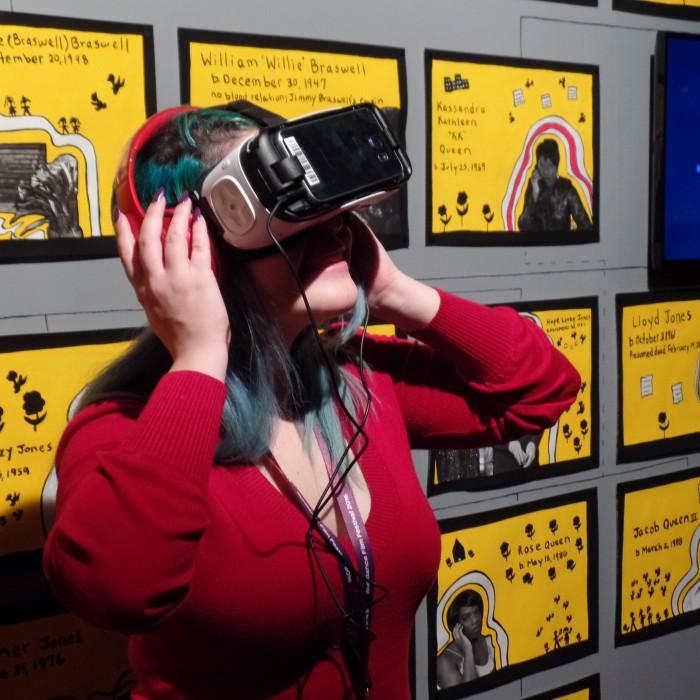 Monica Castillo at Sundance New Frontier 2016 SAMSUNG CAMERA PICTURES