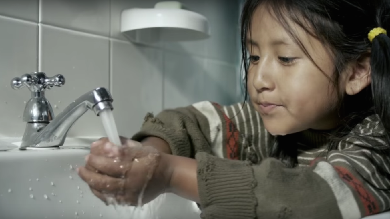 These Peruvians Took a Stand Against Water Waste in Colgate's First Super Bowl Commercial