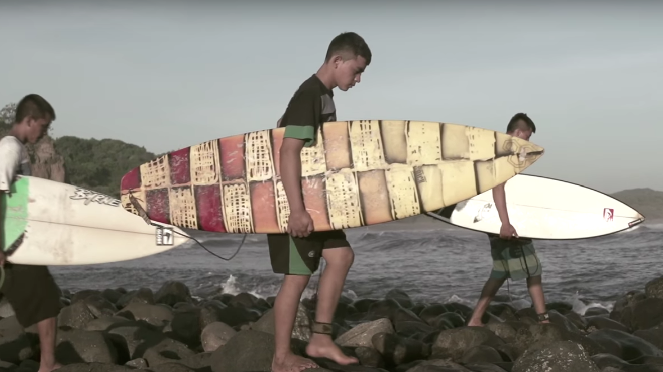 You Should Stream: Doc on 'Campesinos Surfistas' Whose Lives Were Changed by Surfing