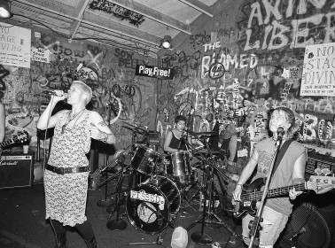 Iconic Drummer Michelle Gonzales and the Xicana Resistance of Riot Grrrl
