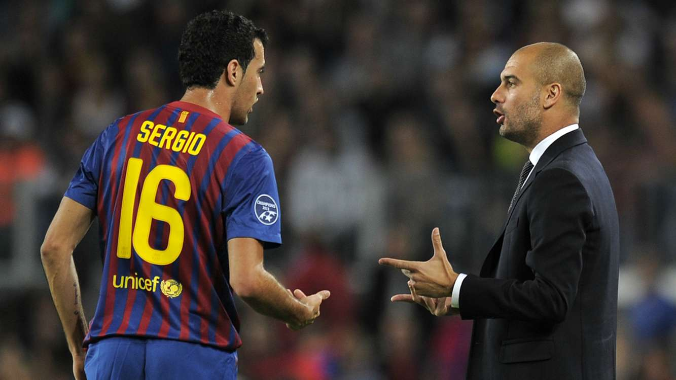 Is Sergio Busquets Following Pep Guardiola to Manchester City?