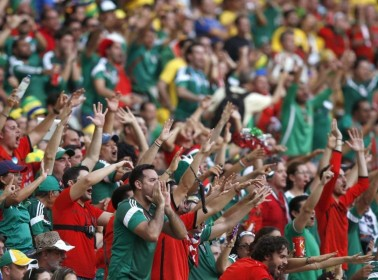 Mexican Soccer Federation President Announces Plan to Ban Anti-Gay Chants