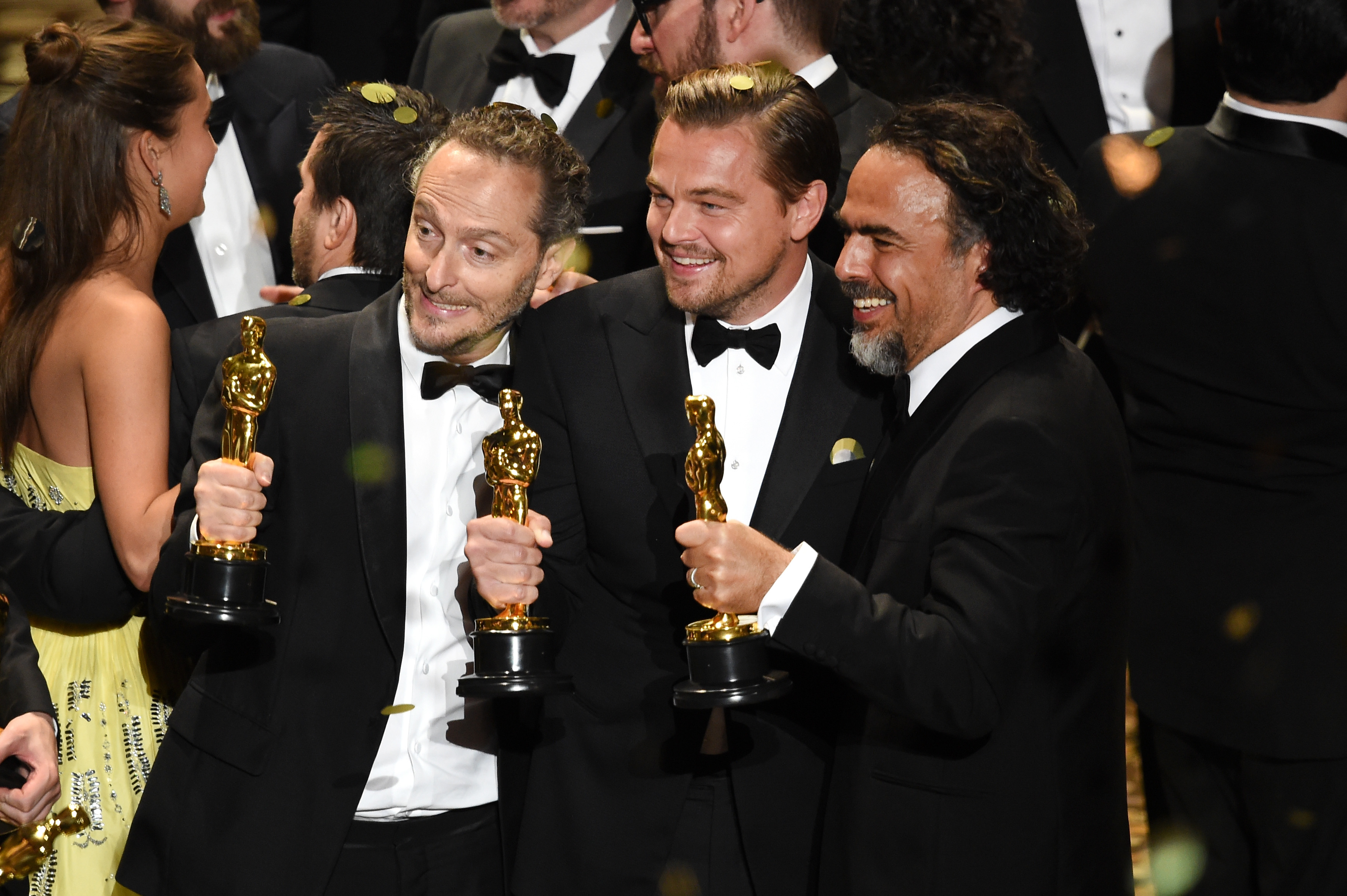 Mexican and Chilean Filmmakers Made History at the 2016 Oscars
