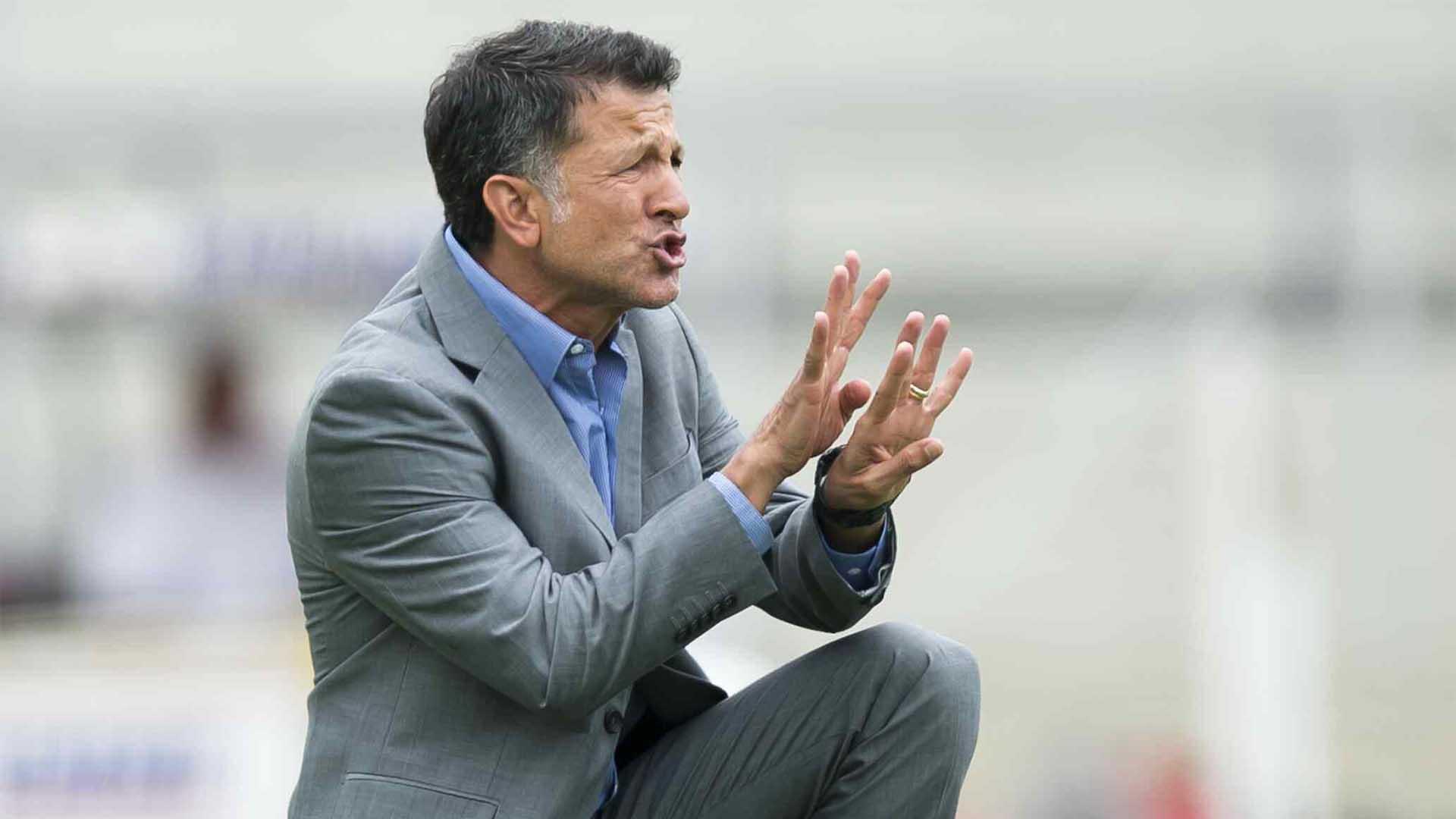 5 Facts You Might Not Know About El Tri Coach Juan Carlos Osorio