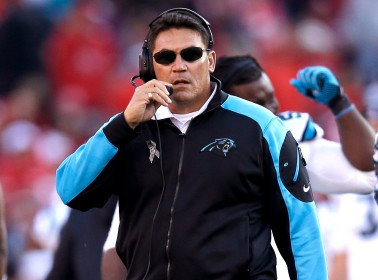 If Ron Rivera Has His Way, Peyton Manning's Fairy-Tale Football Streak Is Over