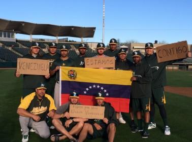 Venezuela's Political Crisis is Jeopardizing Its Baseball Future