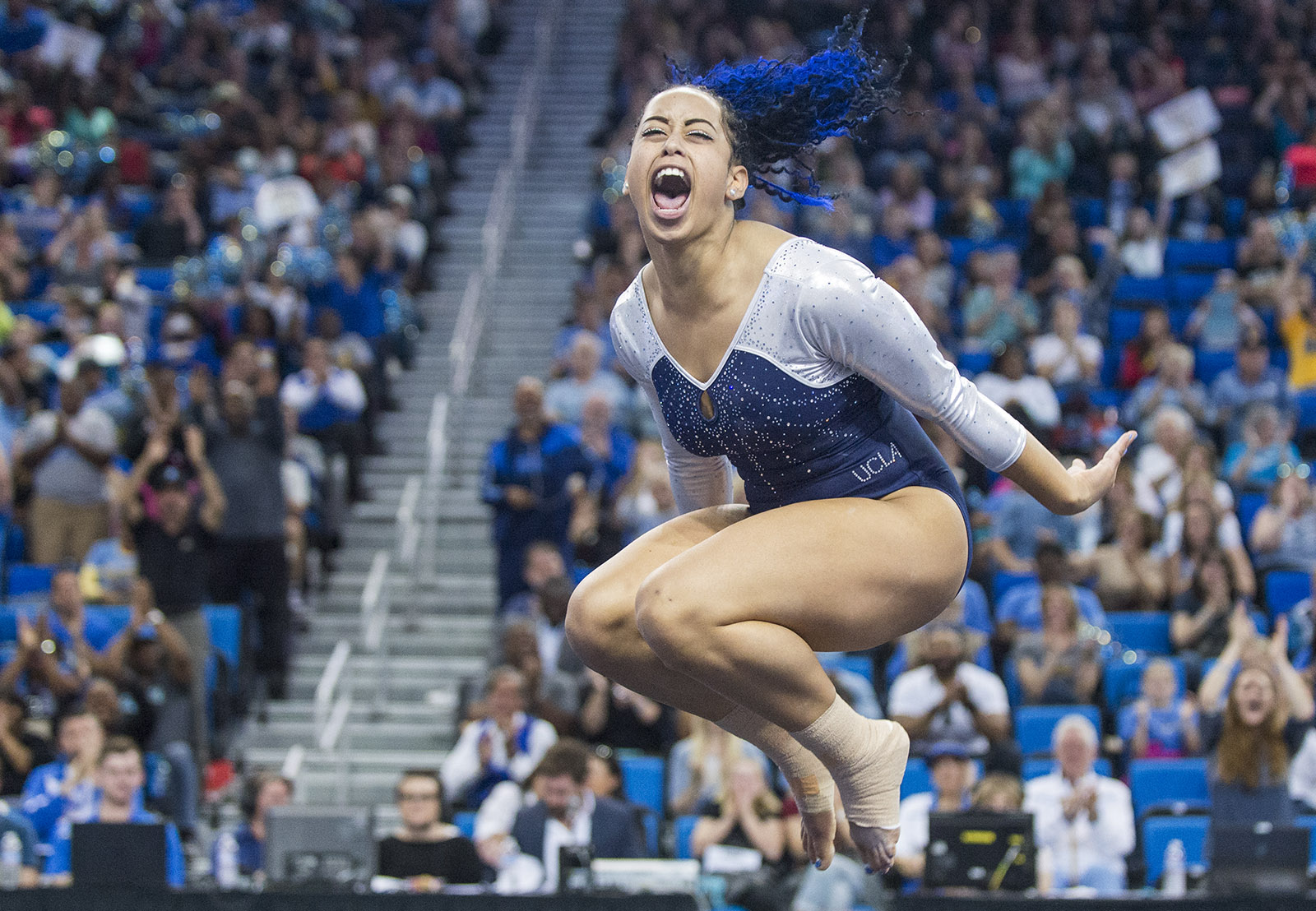 Gymnast Sophina Dejesus Identifies As Black And Latina
