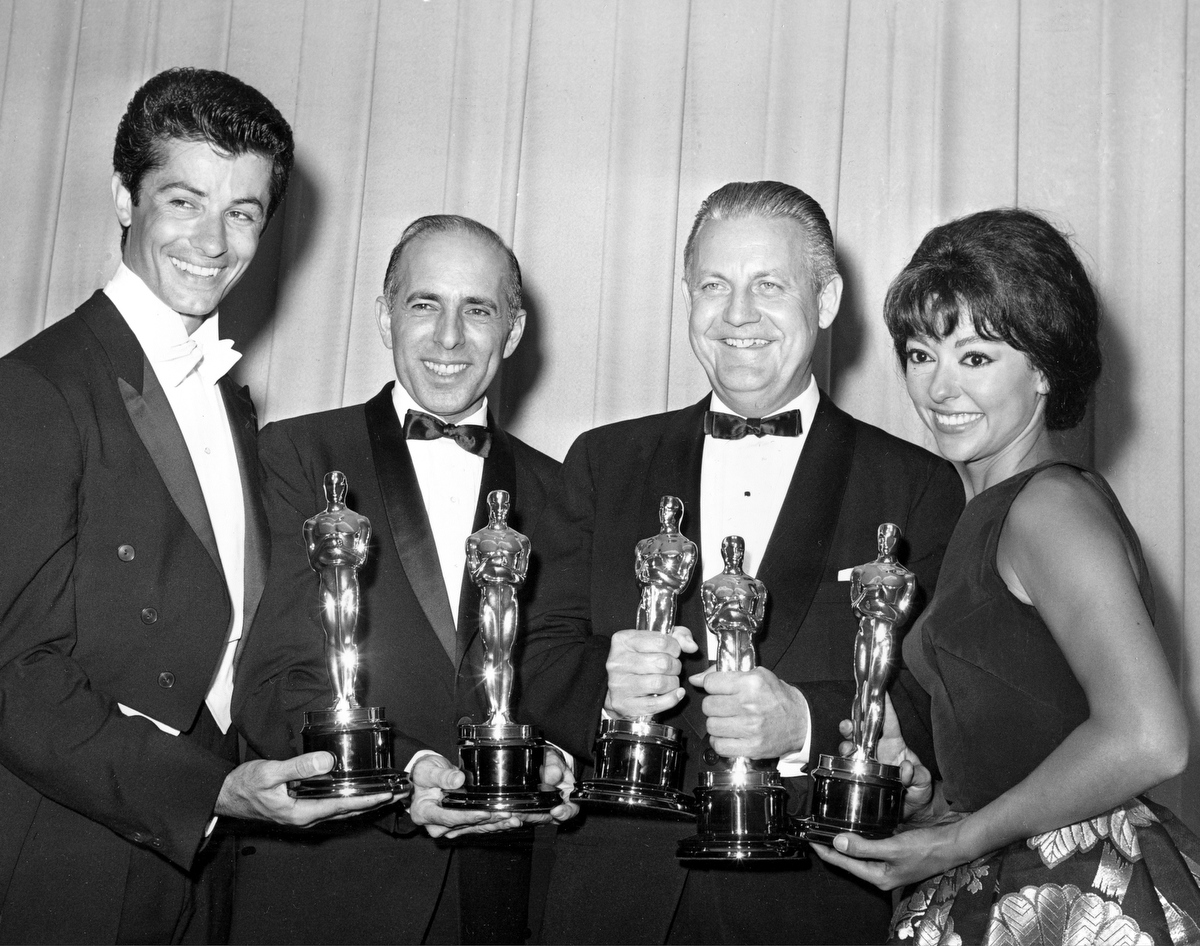 A Look Back at the First Latinos to Win an Oscar in Acting, Writing, Directing, Editing & More