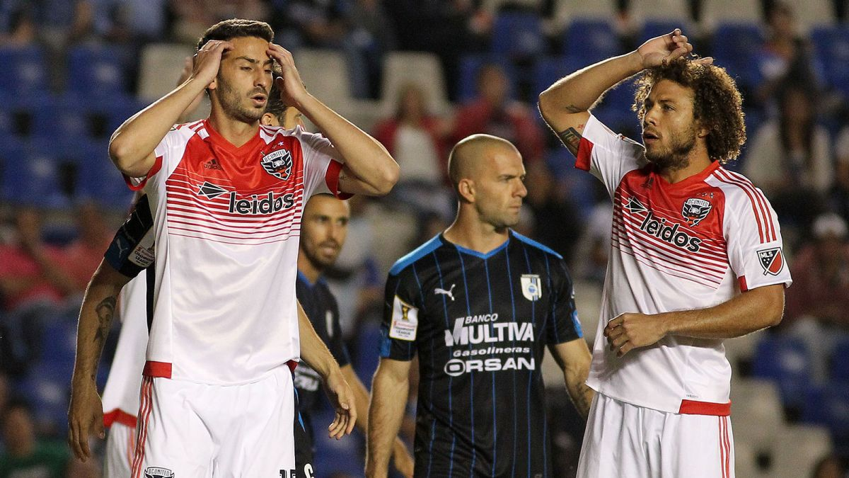 CONCAChampions Recap: Rough Night for MLS, as Liga MX Teams Make Their Mark