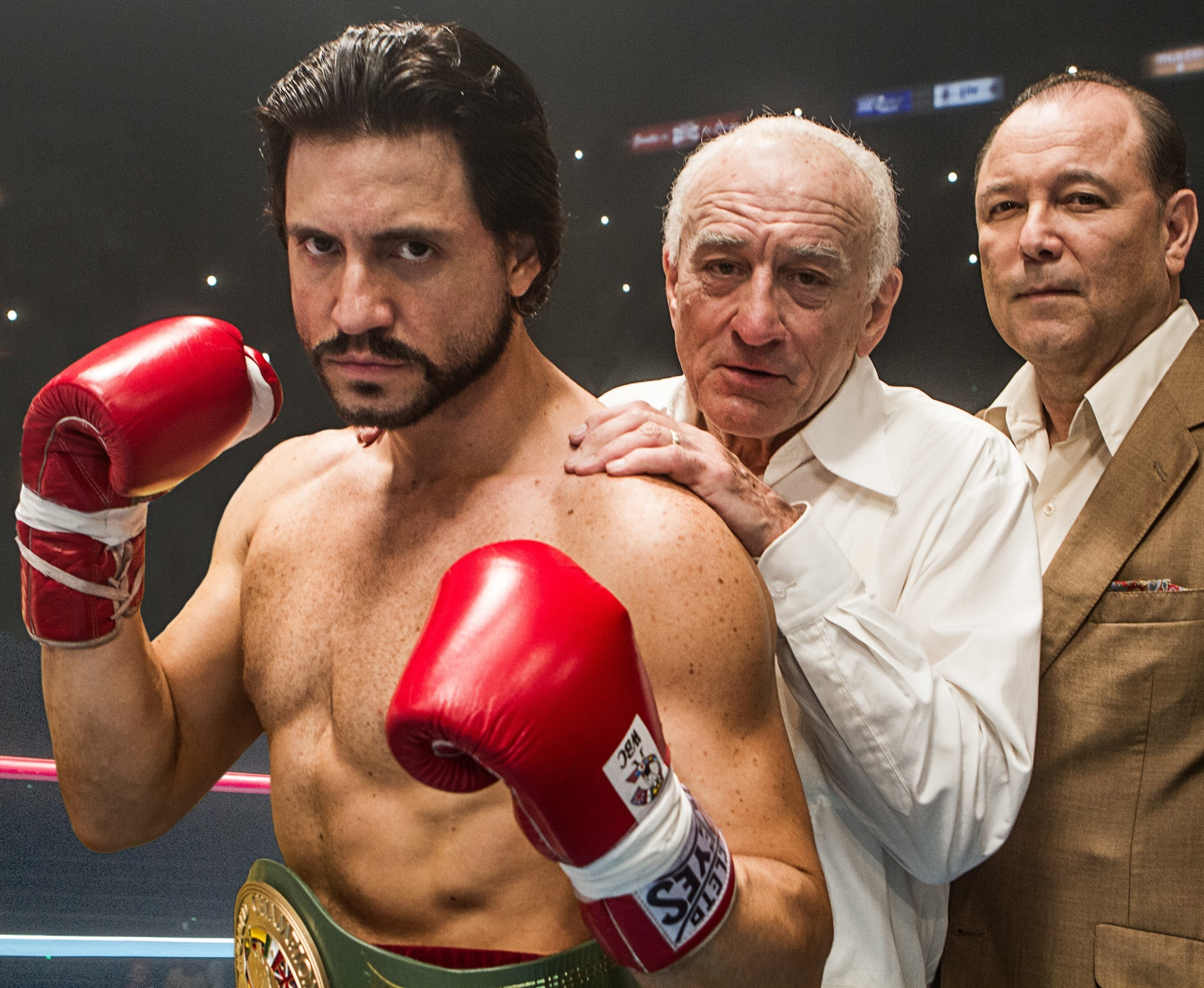 Roberto Duran Biopic 'Hands of Stone' Finally Gets a Release Date