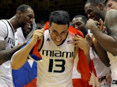 Miami Hurricanes Guard Ángel Rodríguez on Leaving Puerto Rico to Pursue His Basketball Dreams
