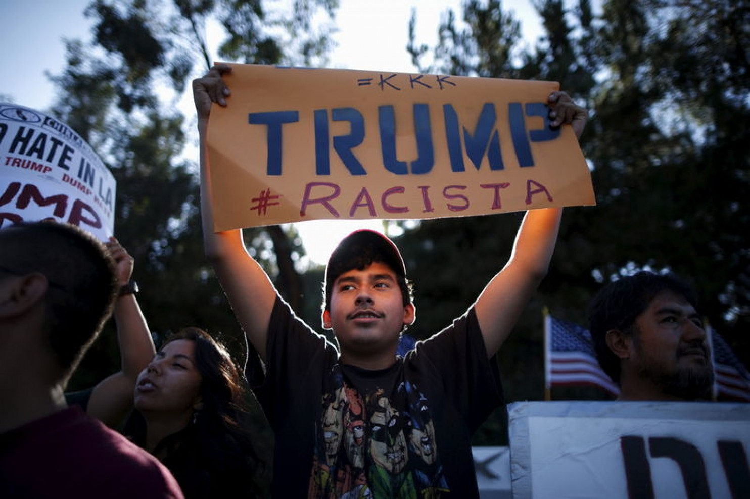 Billionaire George Soros Just Donated $5 Million to Mobilize Latino Voters Against Trump