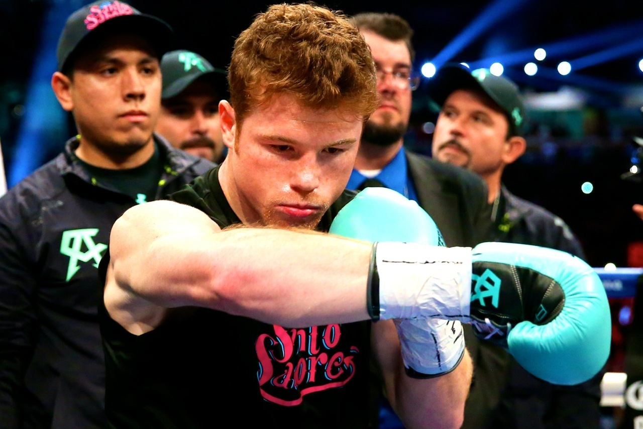 5 Questions with Canelo Álvarez: How a Tapatío Teenager Became the Face of Boxing