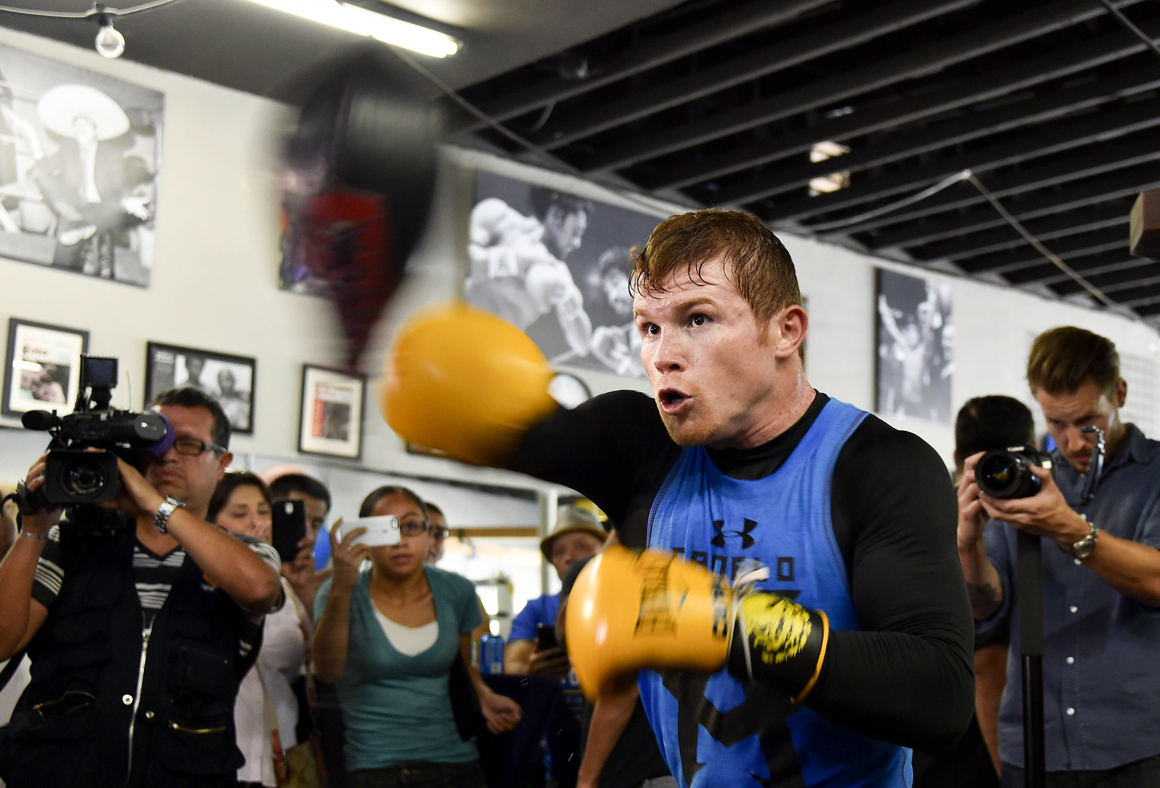 Mayweather and Pacquiao's Retirement Opens the Door for Canelo to Make the Boxing Big Bucks