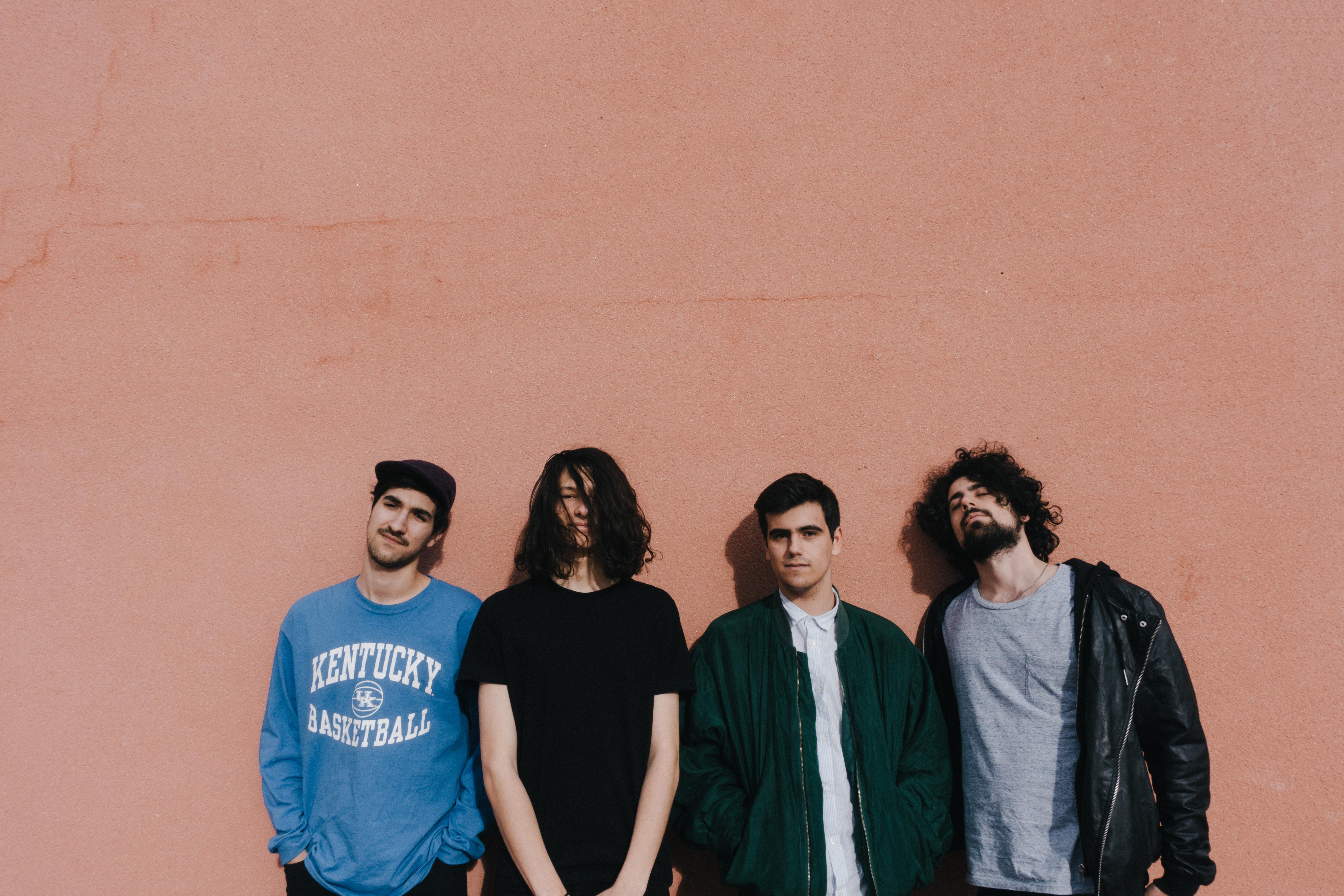 """Soak in the Psych Rock Fuzz of Baywaves' """"Time Is Passing U By"""""""