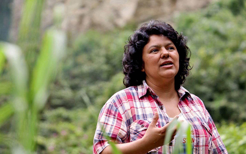 7 Men Sentenced to Prison for Murder of Honduran Environmental Activist Berta Cáceres
