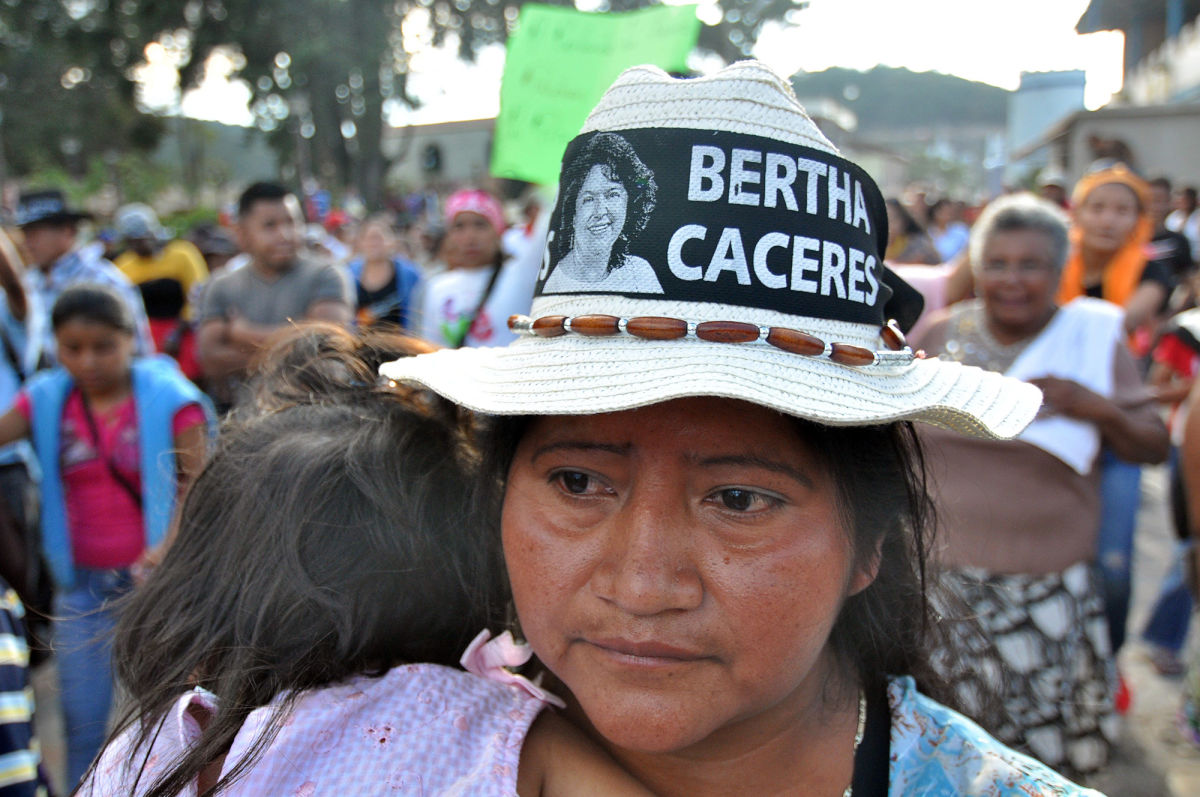 Indigenous Activist Who Worked With Berta Caceres Is Assassinated in Honduras