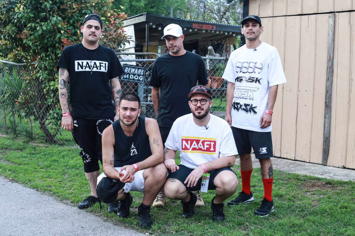 NAAFI to Take Over New York, Los Angeles, and Mexico City for 7th Anniversary Blowout