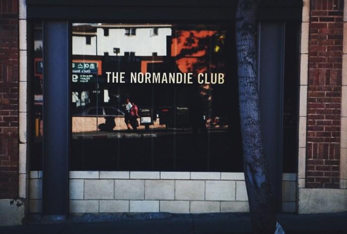 Photo via The Normandy  Club