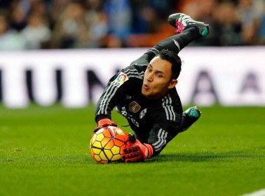 Keylor Navas Closes in on Best-Ever Champions League Shutout Record