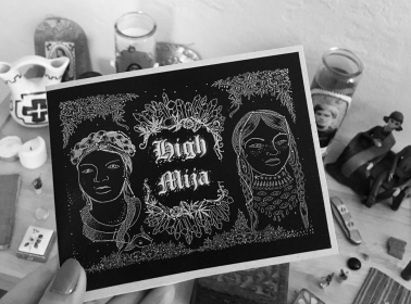 'High Mija,' a Zine That Explores the Chicana Stoner Experience