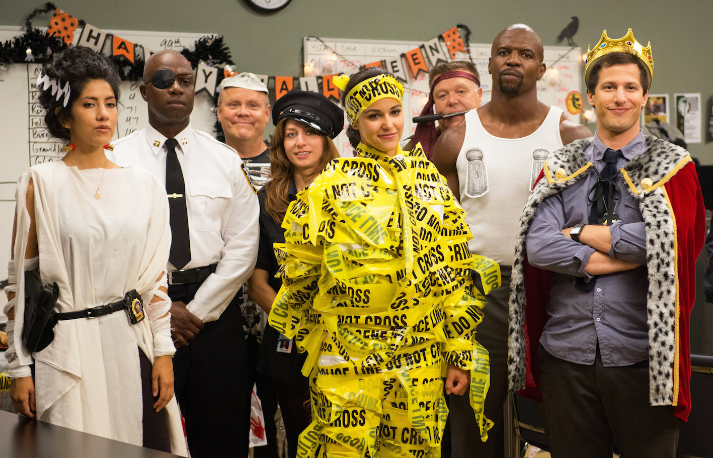 Why 'Brooklyn 99's Latino & LGBT Fans Are Devastated by Sitcom's Cancellation