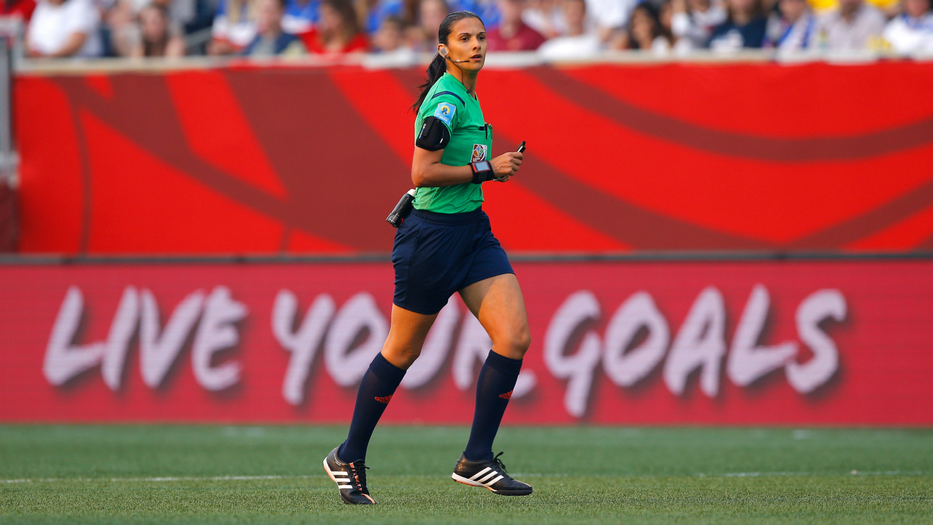 Claudia Umpierrez Makes History As the First Female Referee in Uruguay's Primera División
