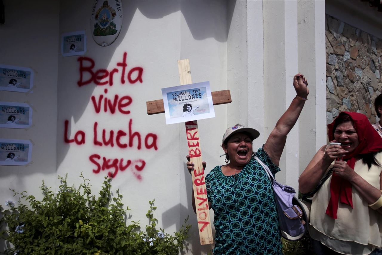 Lone Witness to Berta Cáceres' Murder Fears for His Life, As People Demand Justice
