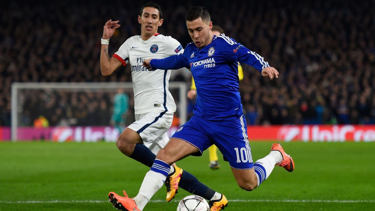 Chelsea Coach Bizarrely Annoyed After Di María Swaps Jerseys With Blues Player