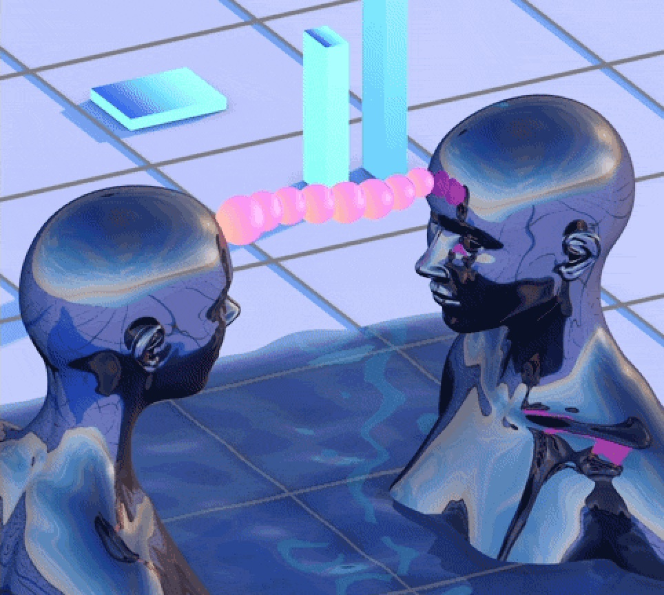 Instagram to Follow: The Cyberpunk Graphics of Gustavo Torres, aka Kidmograph