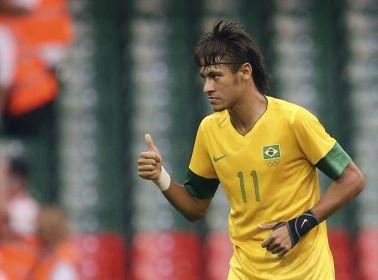 Dunga Wants Neymar at Olympics Over Copa Centenario