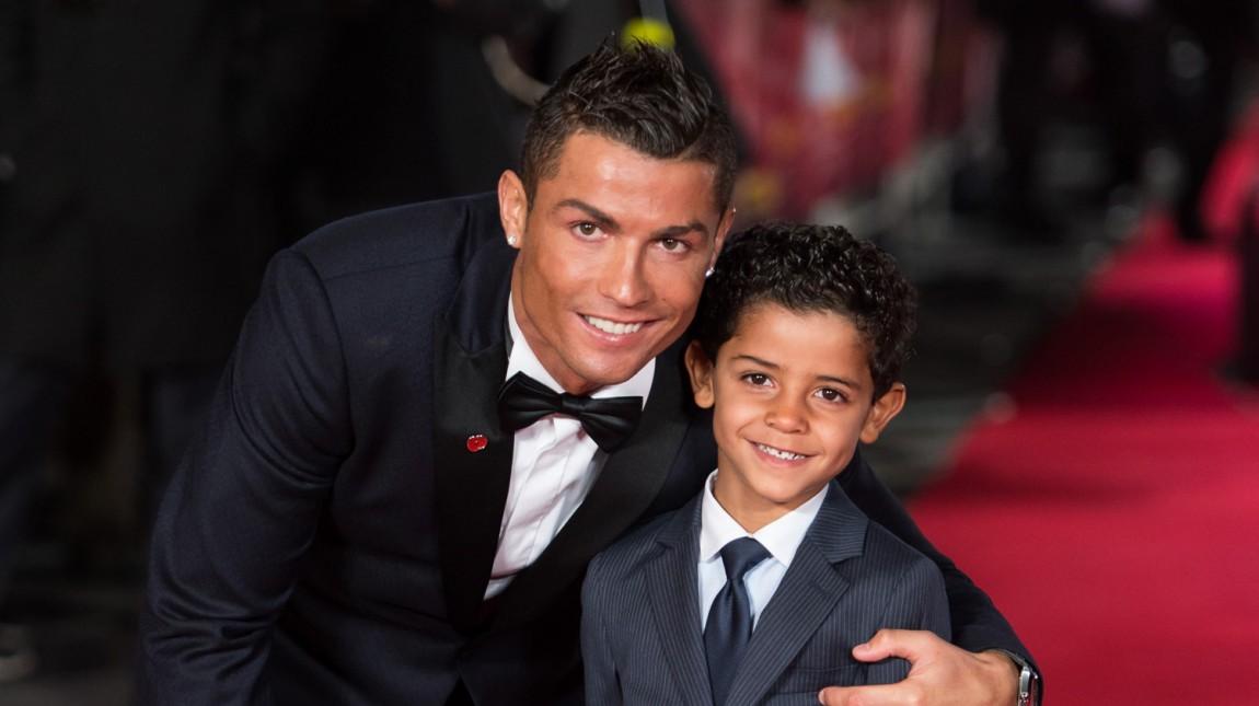 Cristiano Ronaldo Suit 2016