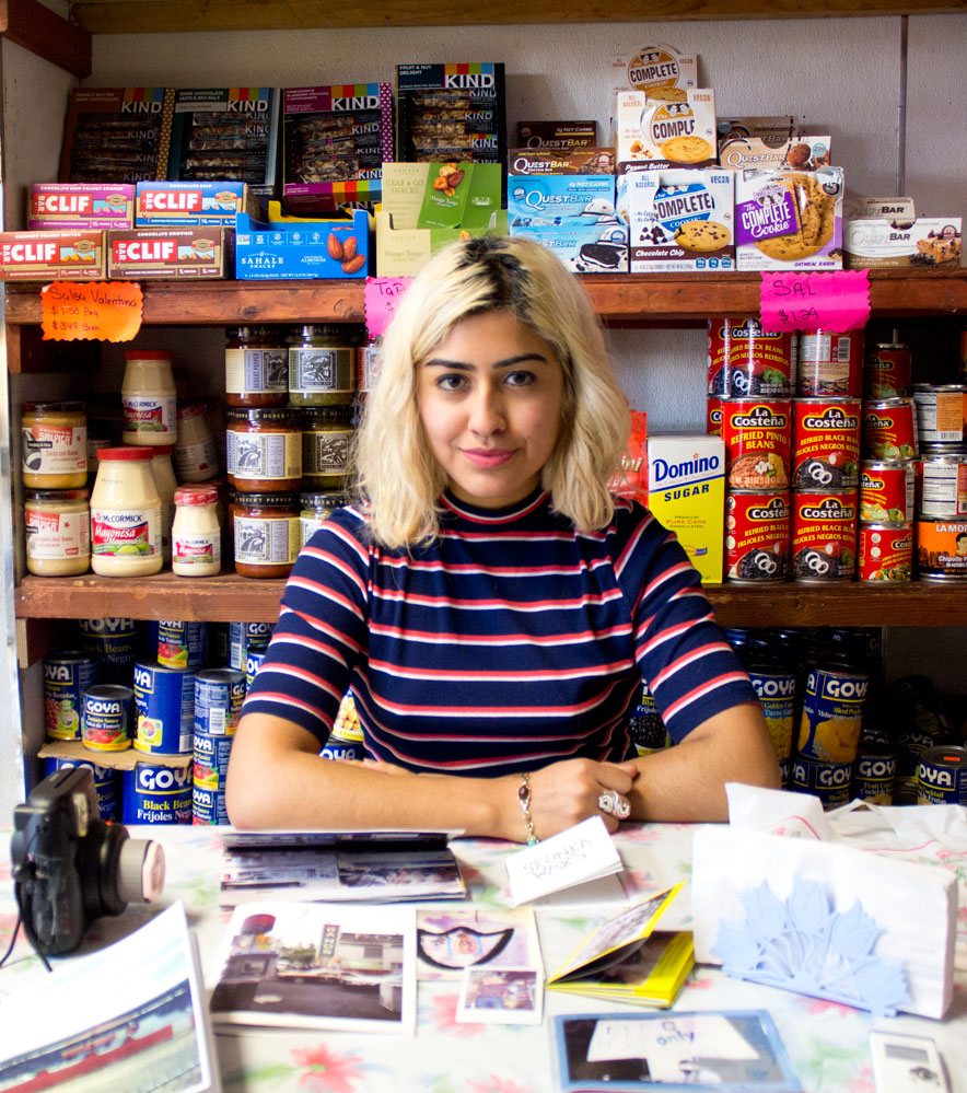 Stephanie Segura by Freddy Martinez