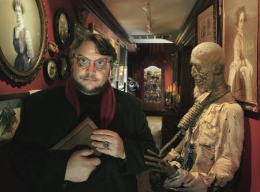 The Creepy Collection Guillermo del Toro Has Spent a Lifetime Curating Is Getting an Exhibit