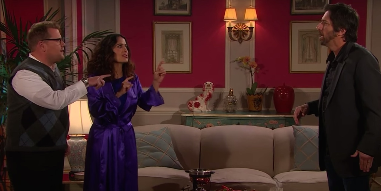 Salma Hayek, James Corden and Ray Romano Act in a Soap Opera Made Solely of Justin Bieber Lyrics
