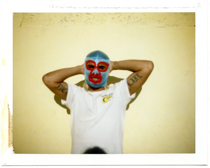 Doval Ensenada Polaroid by Stephanie Segura