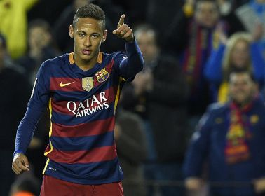 Neymar Joins Other Nike Athletes In Epic Tribute Ahead of Kobe Bryant's Last NBA Game