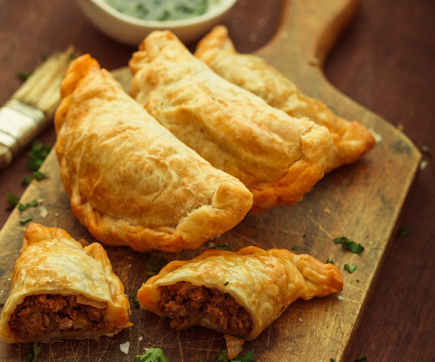 A journey through the empanadas of latin america for American regional cuisine history
