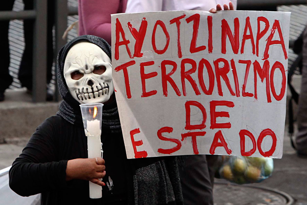 A New 608-Page Report on Ayotzinapa Accuses the Government of Planting Evidence, Implicates Police