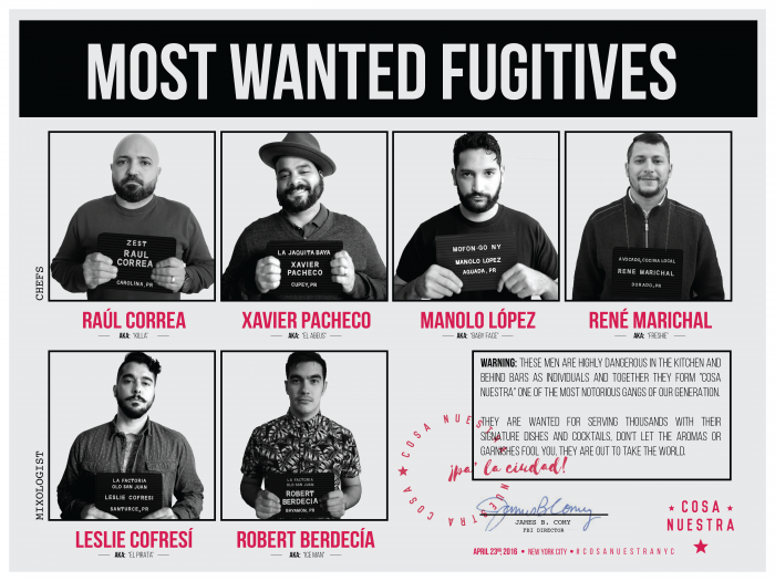 Cosa Nuestra Most Wanted Final