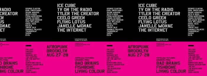 afropunk lineup