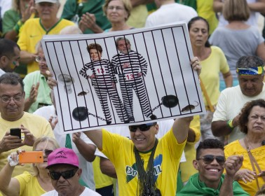 How Soccer Culture Made Its Way Into Brazil's Political Crisis