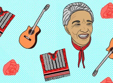 Iconográfica: Chavela Vargas, the Queer Matriarch Latin Music Deserves