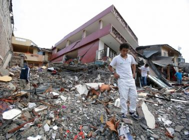 How You Can Help Ecuador in the Aftermath of Saturday's Devastating Earthquake