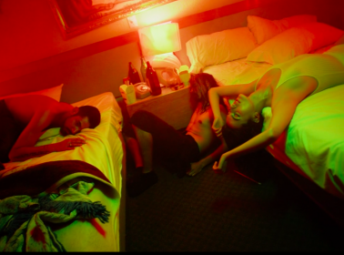 "The Guadaloops Go On a Drug-Fueled Binge in the Video for ""Nunca Es Tarde"""