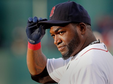 The Boston Red Sox Honor Big Papi in Emotional Home Opener
